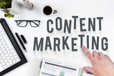 types of content marketing strategies